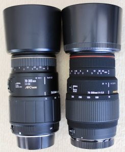 Two Sigma 70-300 APO